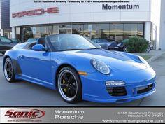 2011 911 Speedster - $185,000 on sale! brand new.