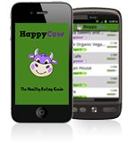 if you travel a lot, Happy Cow is essential. Just type in a city name or zip code, and you'll soon be presented with a list of all the vegetarian-friendly restaurants and natural foods nearby. They have a mobile app too.