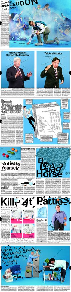 Bloomberg Businessweek - How To