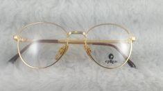 2166018bba104 Óculos Redondo  metal Solar  titanio  vintage Optipro 4009r - R  121,13