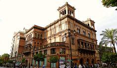 10 edificios de la avenida de la Constitución que son obras de arte - Sevilla_Secreta
