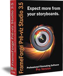 FrameForge Previz Studio Box