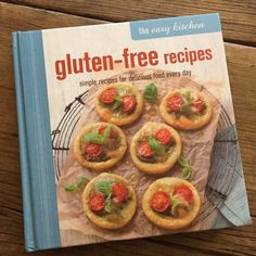 Recipe Renovator reviews: The Easy Kitchen—Gluten-Free Recipes. Fun little cookbook from the UK has a different take on #gluten-free