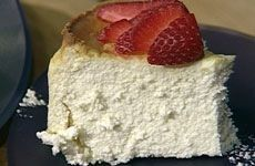Ricotta and cream cheese combine in this luscious Italian cheesecake from QED Cooks and Chris Fennimore. Find more cheesecake recipes at PBS Food. Italian Cheesecake, Cheesecake Recipes, Ricotta Cheese Cake Recipes, Italian Cream Cheese Cake, Cupcakes, Cupcake Cakes, Köstliche Desserts, Dessert Recipes, Plated Desserts