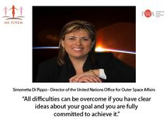 Want to discover more about what did Simonetta di Pippo told us during our webinar? http://tinyurl.com/ns86oby