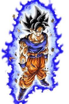 UI Goku artwork