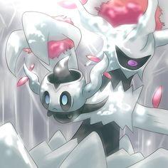 Pokemon Shiny Grass Ghost