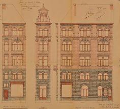 Schaerbeek - Avenue Louis Bertrand 25-27 - DECHAMPS Maurice
