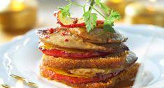 Feuilletés de foie gras aux pommesVoir la recette des Feuilletés de foie gras aux pommes >>