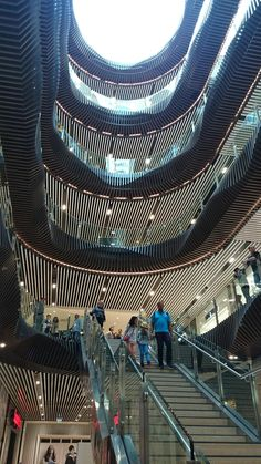 Inside The Emporium shopping centre Melbourne Australia - Photorator