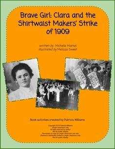 About This BookThe world was a very different place in 1909.  Then, one small woman took a stand and made changes to the job laws.  This is a wonderfully written and illustrated book that makes the history come alive..From her granddaughter on Amazon.comClara Lemlich is my Grandmother.