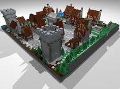 Image result for medieval village Minecraft Medieval Village, Image