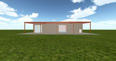 Cool 3D #marketing http://ift.tt/2BIn6Ca #barn #workshop #greenhouse #garage #roofing #DIY