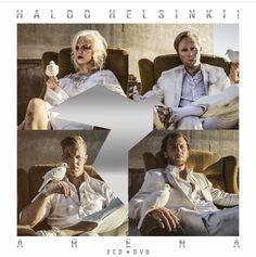 New CD from Haloo Helsinki!.