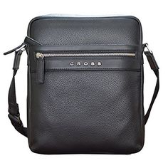 #5: Cross Mens Genuine Leather Cross-body Bag for iPad  Black Cross Mens Genuine Leather Cross body has high ratings and popularity and is a great buy in the most selling products online in Luggage  category in India. Click below to see its Availability and Price in YOUR country.