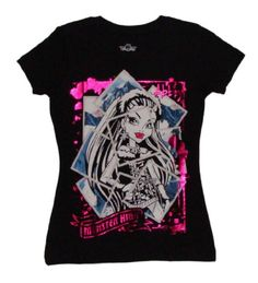 Monster High Abbey Bomidable Girl's T-shirt