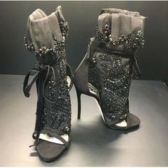 A Diva's Dream Shoes