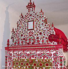 Tornyos ágy  (fényképész: Sándorház / forrás: OSZK)  http://www.itsHungarian.com/ : Mr. Goulash shows his homeland of wonderful Hungarian secrets: amazing videos, musics, articles and folk-art webshop - have a nice journey!
