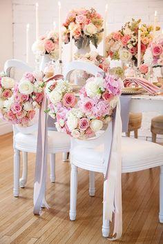 elegantes de la boda