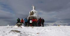 Caminando - blog de luisfer: VIII Jornada - travesía de Esquí y Raquetas - 05.0...
