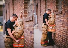 Firefighter - I want pictures like this one day. . .