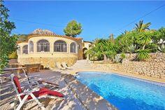 Holiday villa in Calpe, Costa Blanca, Spain