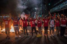 Governo publica nota afirmando que não irá permitir protesto no domingo
