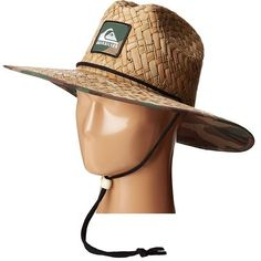 Quiksilver Outsider Lifeguard Hat Traditional Hats Lifeguard f128255cfbc