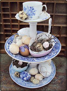 Easter decor ideas by Sofias Bod www.MadamPaloozaEmporium.com www.facebook.com/MadamPalooza