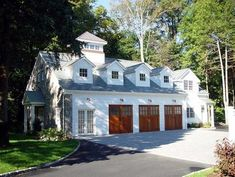 BABY ---------  when we build our home, I want this three car garage.  The design of our house is all up to you.