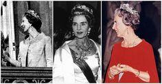 The Royal Order of Sartorial Splendor: Tiara Thursday: The Floral Aigrette Tiara