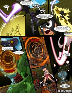 PowerPuff girls Doujinsh chapter 9 page 17 by bleedman SNAFU comics