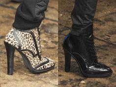 DKNY. Shoes. Mercedes Benz Fashion Week New York. Fall-Winter 2013-2014