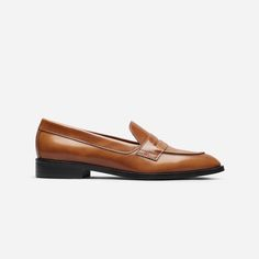 b8aae113e53 Crafted from Italian leather and modeled on our best-selling Modern Loafer
