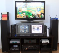 retro gaming setup | Show us your gaming setup: 2013 Edition - Page 15 - NeoGAF
