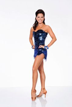 'Dancing With The Stars: All-Stars' Season 15 Official Cast Photos Melissa Rycroft    On The Red Carpet