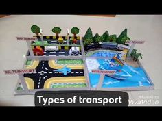 Types of transport school project made at home by Ravindra Kashyap Science Exhibition Projects, Science Fair Projects, Science Experiments Kids, School Projects, Projects For Kids, Diy For Kids, Craft Stick Crafts, Preschool Crafts, Diy Crafts