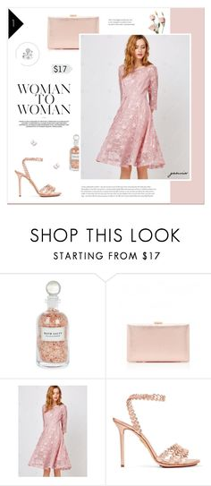 """Happy Birthday @jennaeliser!"" by paradiselemonade ❤ liked on Polyvore featuring Mullein & Sparrow and Charlotte Olympia"
