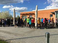 Hier findet man immer den passenden Laufpartner! #laufen #lauftraining #laufgruppe #coburg #jogging #hukcoburg #huk #gruppentraining