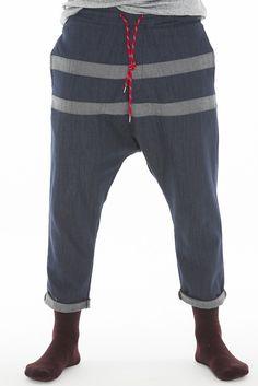 Jeans Pant Stripes