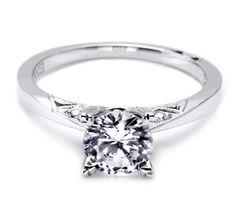 my engagement ring tacori 2584rd65