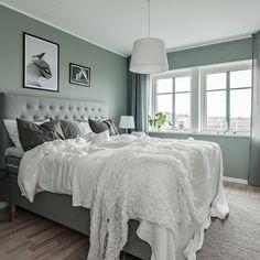 Bedroom Inspo, Home Bedroom, Master Bedroom, 3d Studio, Future House, Comforters, Ikea, Sweet Home, Home And Garden