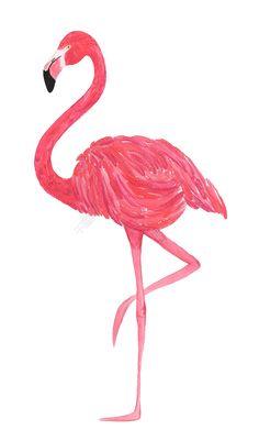 Paint Your Own Ceramic Keepsake The Lovable Flamingo