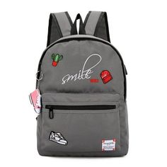 7245965ee1 Teens Canvas boy school bags for teenage girls Backpack Schoolbag Women Usb  Student Bags men Black book bag for teenagers
