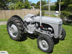 Ferguson TEA for sale on Trade Me, New Zealand's auction and classifieds website Antique Tractors, Old Tractors, Farming, Ford, Memories, Tea, Projects, Vintage, Memoirs