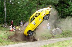 SAAB 96 F     WRC Rally School @ http://www.globalracingschools.com