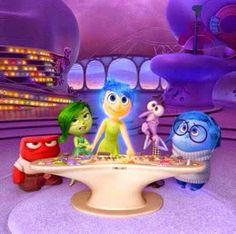 Tráiler oficial de Inside Out la nueva película de Pixar