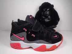 Kids Nike Air Turf Raider Girls Basketball Shoes size 4 Youth 599812-003   Nike c53647302