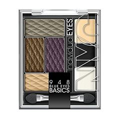 3 Pack NYC Individualeyes Eye Shadow Palette Blue Eyes Basics -- Click on the image for additional details. (This is an affiliate link and I receive a commission for the sales)