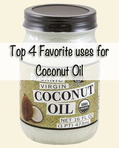 Coconut oil is a medium-chain triglyceride which is heart healthy. Make sure you get your coconut oil organic, unrefined, virgin and cold-pressed, if possible. Trader Joe's has a great certified-organic, virgin coconut oil. Coconut Oil Uses, Organic Coconut Oil, Coconut Milk, Longer Hair Faster, Natural Hair Styles, Long Hair Styles, Hair Starting, Tips & Tricks, Beauty Tricks